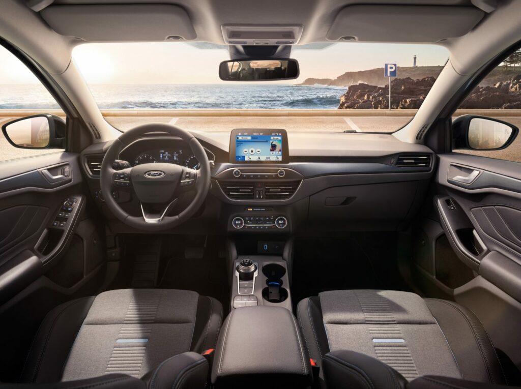 FORD 2018 FOCUS ACTIVE  11 1024x765 - Galería fotográfica del nuevo Ford Focus