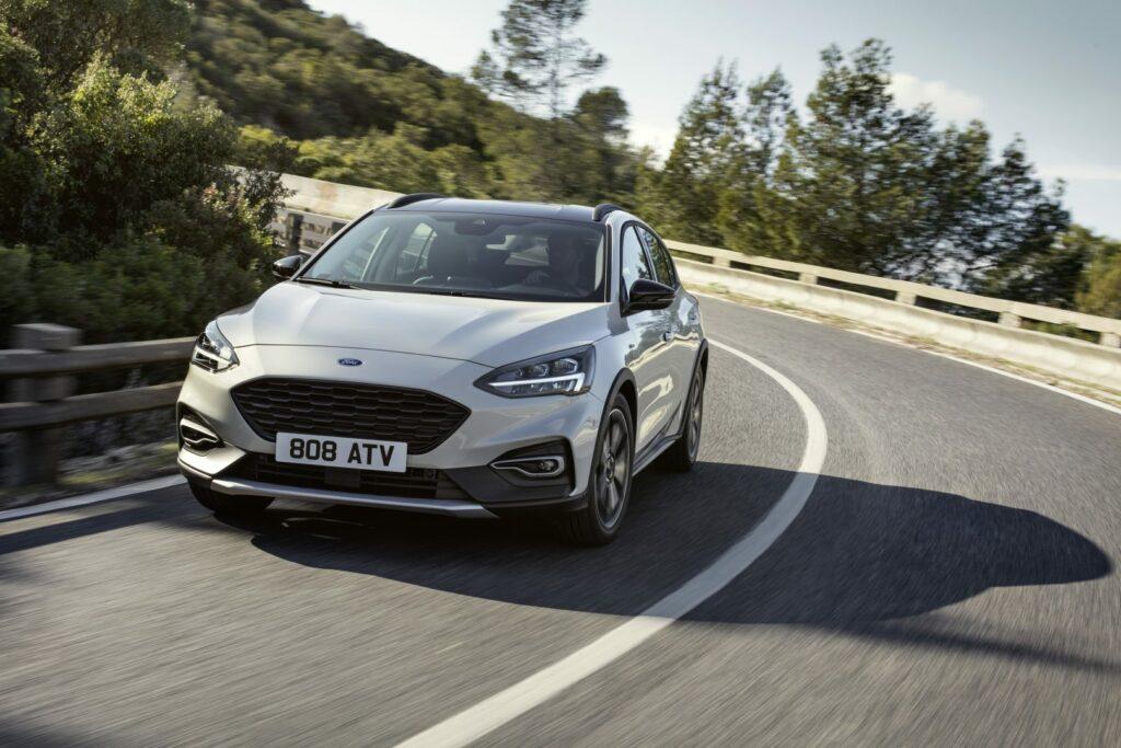 FORD 2018 FOCUS ACTIVE  22 1024x683 - Galería fotográfica del nuevo Ford Focus