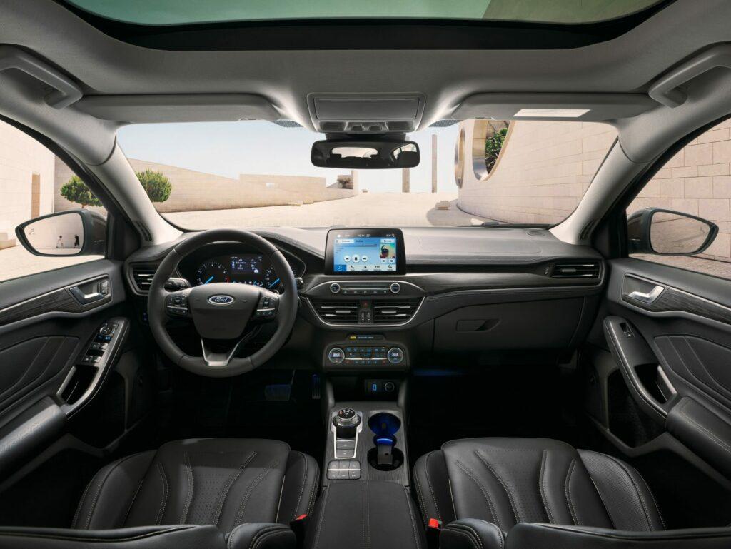 FORD 2018 FOCUS VIGNALE  14 1024x769 - Galería fotográfica del nuevo Ford Focus