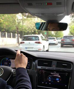 IMG 3357 250x300 - Prueba del Volkswagen e-Golf