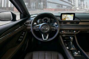 NEW MAZDA6 Interior 06 300x200 - Galería fotográfica del nuevo Mazda 6