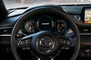 NEW MAZDA6 Interior 07 300x200 - Galería fotográfica del nuevo Mazda 6