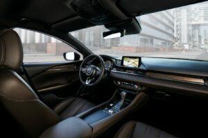 NEW MAZDA6 Interior 16 300x200 - Galería fotográfica del nuevo Mazda 6
