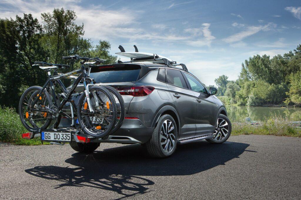 Opel Grandland X 500129 1024x682 - Nuevos accesorios para el Opel Grandland X