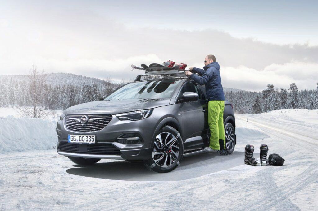 Opel Grandland X 500794 1024x682 - Nuevos accesorios para el Opel Grandland X