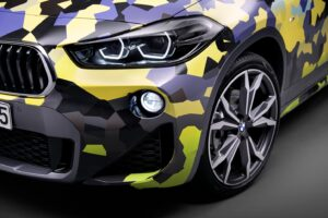 P90297906 highRes the new bmw x2 with  300x200 - BMW X2 disponible con camuflaje digital
