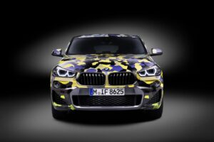 P90297909 highRes the new bmw x2 with  300x200 - BMW X2 disponible con camuflaje digital