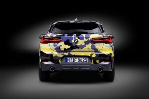 P90297910 highRes the new bmw x2 with  300x200 - BMW X2 disponible con camuflaje digital