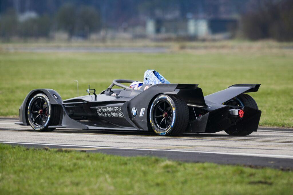 P90300155 highRes maisach ger 10th apr 1024x683 - iFE.18 primer vehículo de competición totalmente eléctrico de BMW