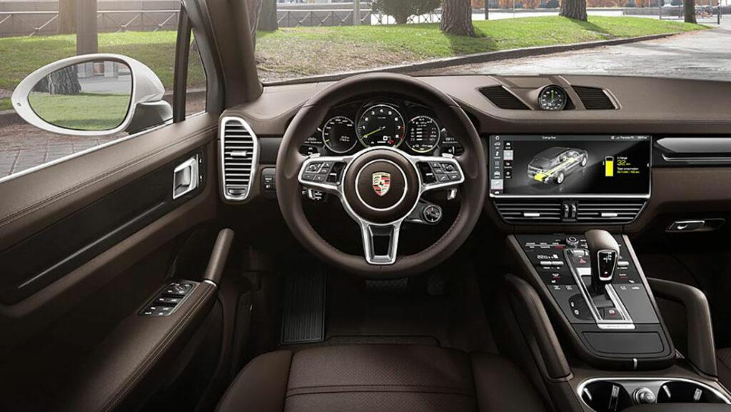 132523 cayenne e hybrid 2018 porsche ag 1024x577 - El Porsche Cayenne disponible en versión híbrida enchufable
