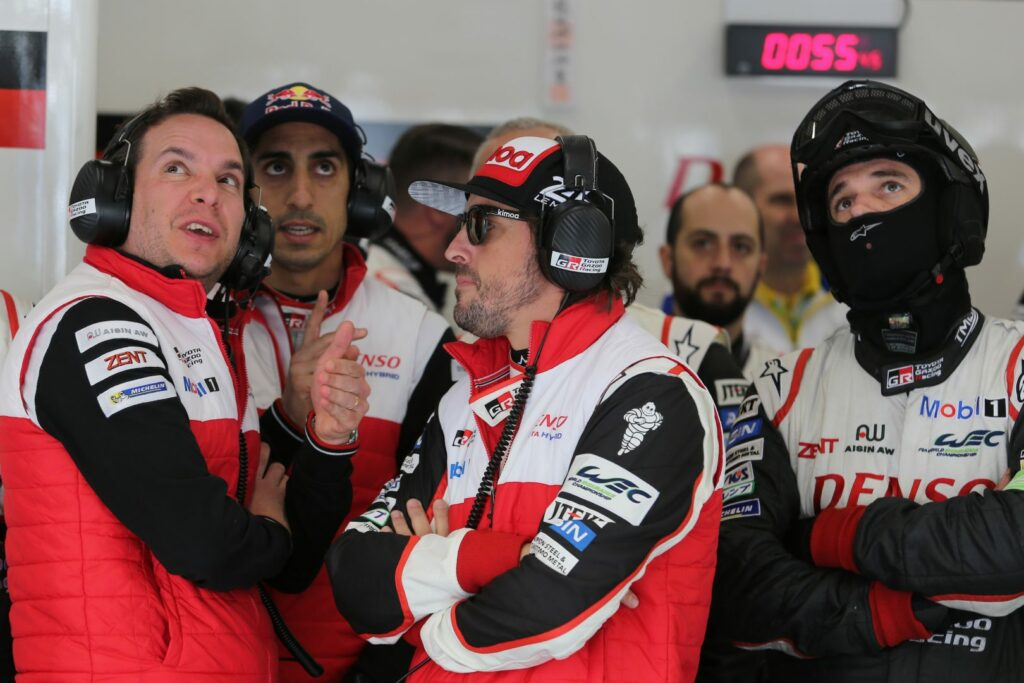 tjm1804my30 1024x683 - Pole para Toyota y Fernando Alonso en Spa-Francorchamps