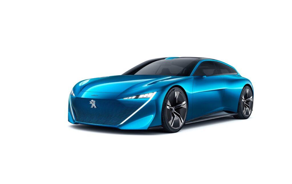 525FE640 74F7 4BD1 97AF 48ACB72A3910 1024x646 - Los concept-cars que desembocaron en el Peugeot 508
