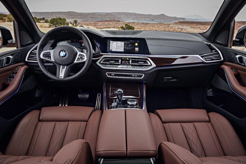 709EB08B 9006 4EBD A729 F90F3D1793B3 1024x683 - BMW desvela la cuarta generación del X5