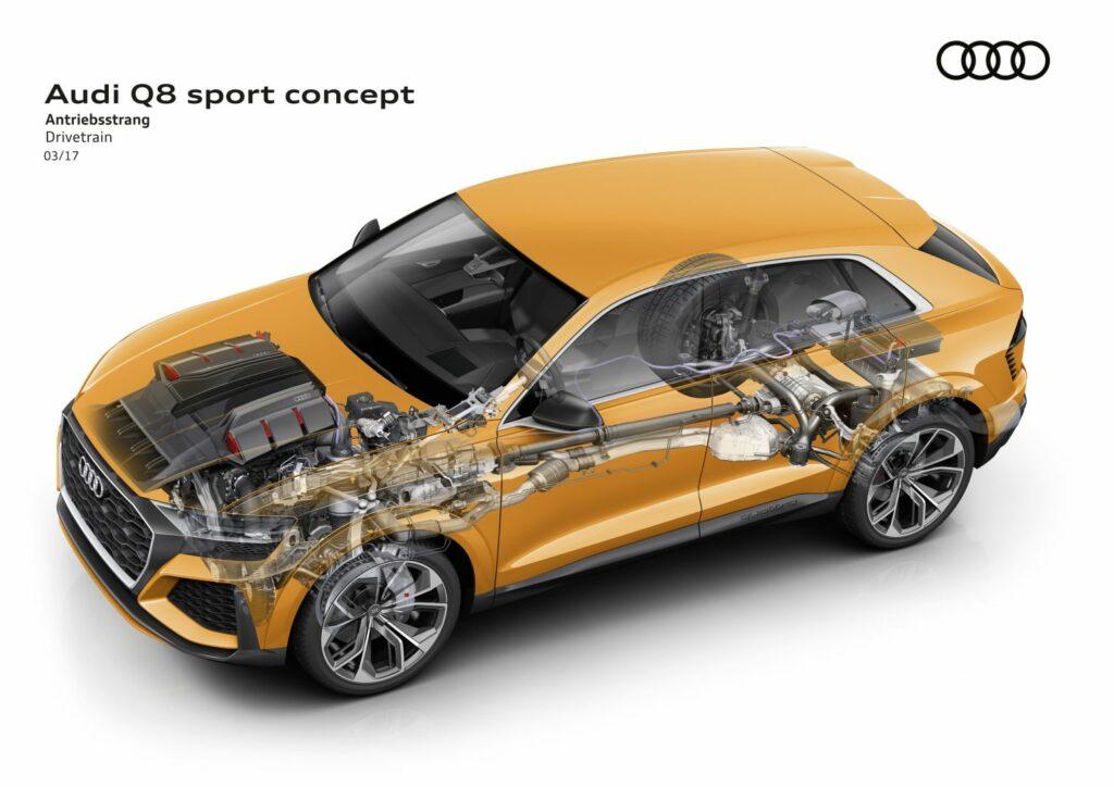 A171740 medium 1024x724 - Llega el nuevo Audi Q8, se presenta el 5 de junio y lo podrás ver aquí