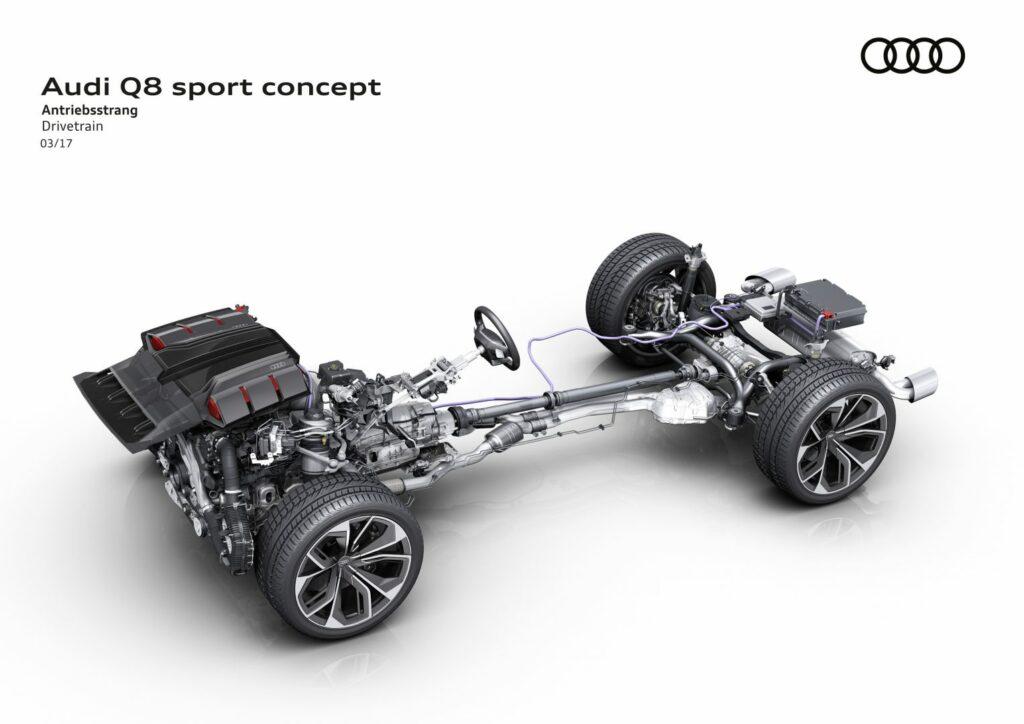 A171741 medium 1024x724 - Llega el nuevo Audi Q8, se presenta el 5 de junio y lo podrás ver aquí