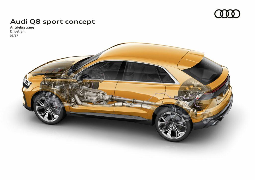 A171742 medium 1024x724 - Llega el nuevo Audi Q8, se presenta el 5 de junio y lo podrás ver aquí