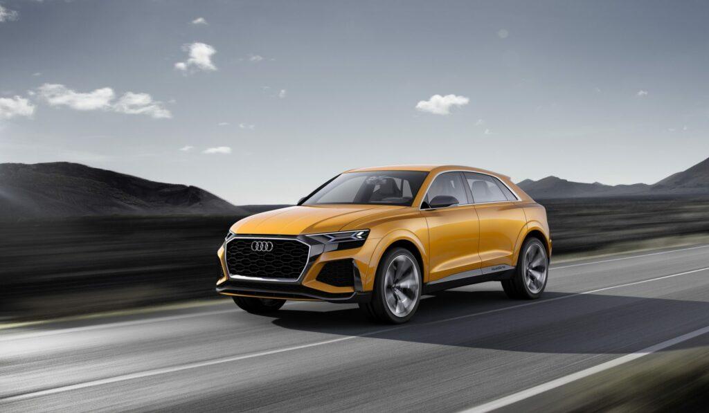 A171760 medium 1024x597 - Llega el nuevo Audi Q8, se presenta el 5 de junio y lo podrás ver aquí