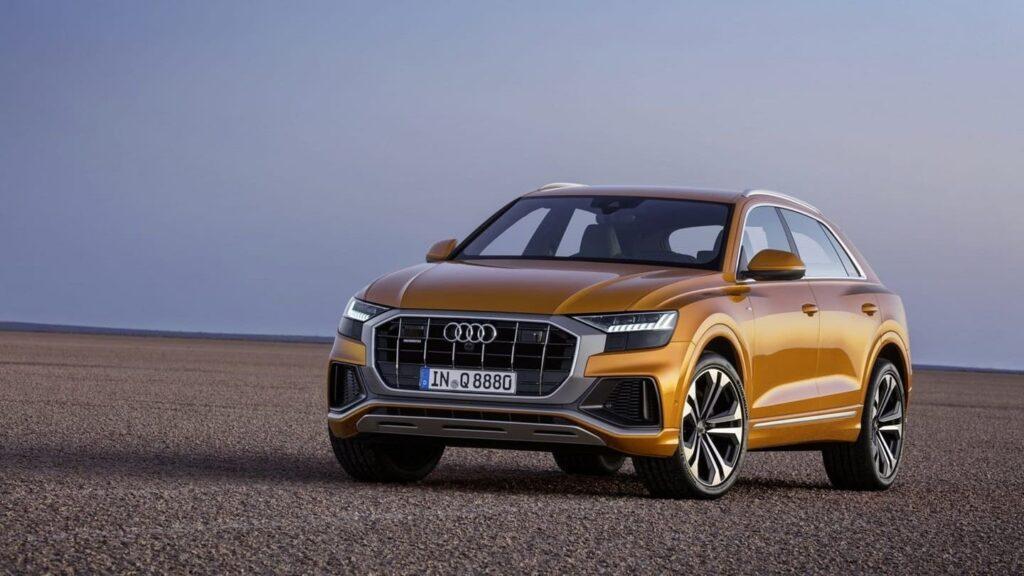 nuevo audi q8 filtado 1 1024x576 - Filtrado el nuevo Audi Q8 (imágenes + presentación en directo a las 14 horas)