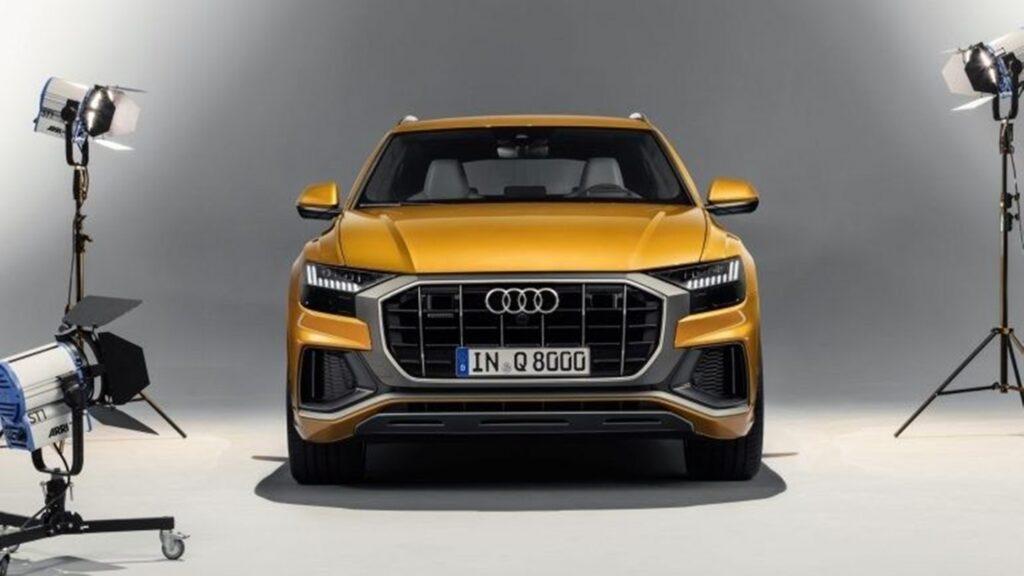 nuevo audi q8 filtado 2 1 1024x576 - Filtrado el nuevo Audi Q8 (imágenes + presentación en directo a las 14 horas)