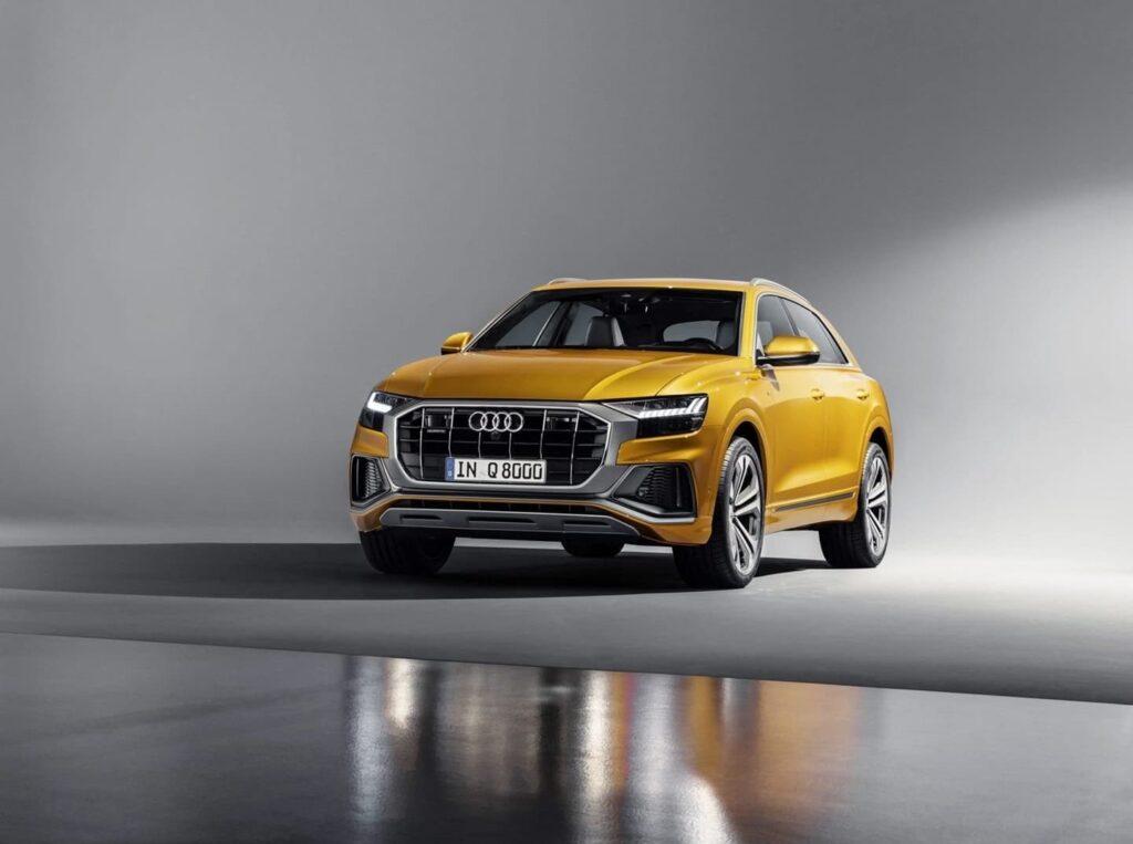 nuevo audi q8 filtado 3 1024x763 - Filtrado el nuevo Audi Q8 (imágenes + presentación en directo a las 14 horas)