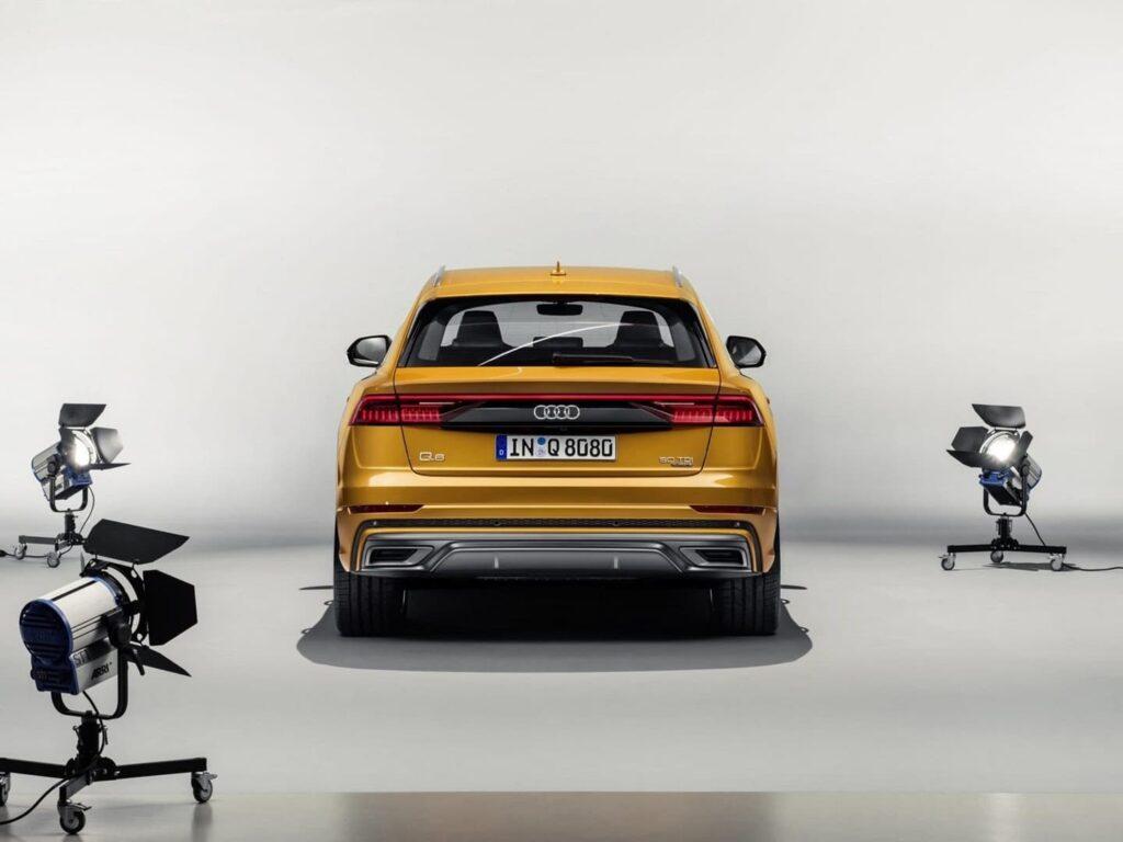 nuevo audi q8 filtado 5 1024x768 - Filtrado el nuevo Audi Q8 (imágenes + presentación en directo a las 14 horas)