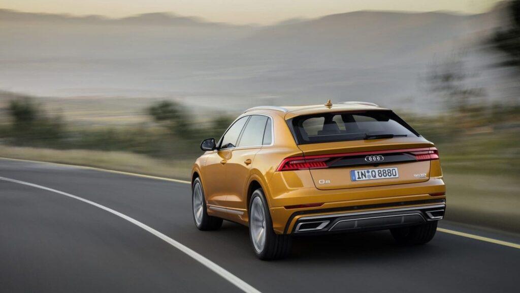 nuevo audi q8 filtado 7 1024x576 - Filtrado el nuevo Audi Q8 (imágenes + presentación en directo a las 14 horas)