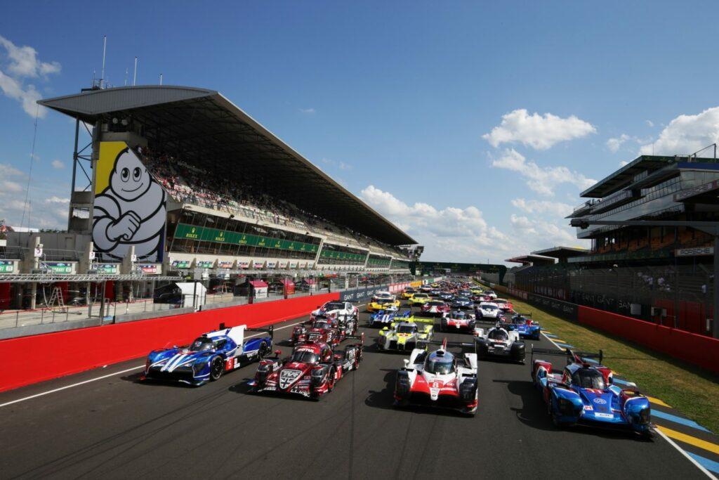 toyotagazooracingwec 24hlemansprevia2 1024x683 - Toyota y Fernando Alonso ultiman el asalto a Le Mans