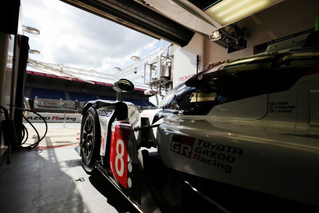 toyotagazooracingwec 24hlemansprevia3 1024x683 - Toyota y Fernando Alonso ultiman el asalto a Le Mans