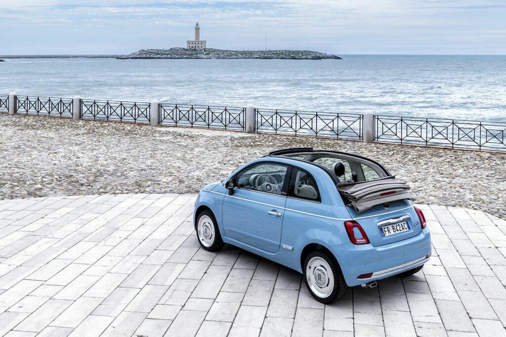 180704 Fiat 500 Spiaggina 58 02 1024x682 - Nueva edición especial Fiat 500 Spiaggina '58