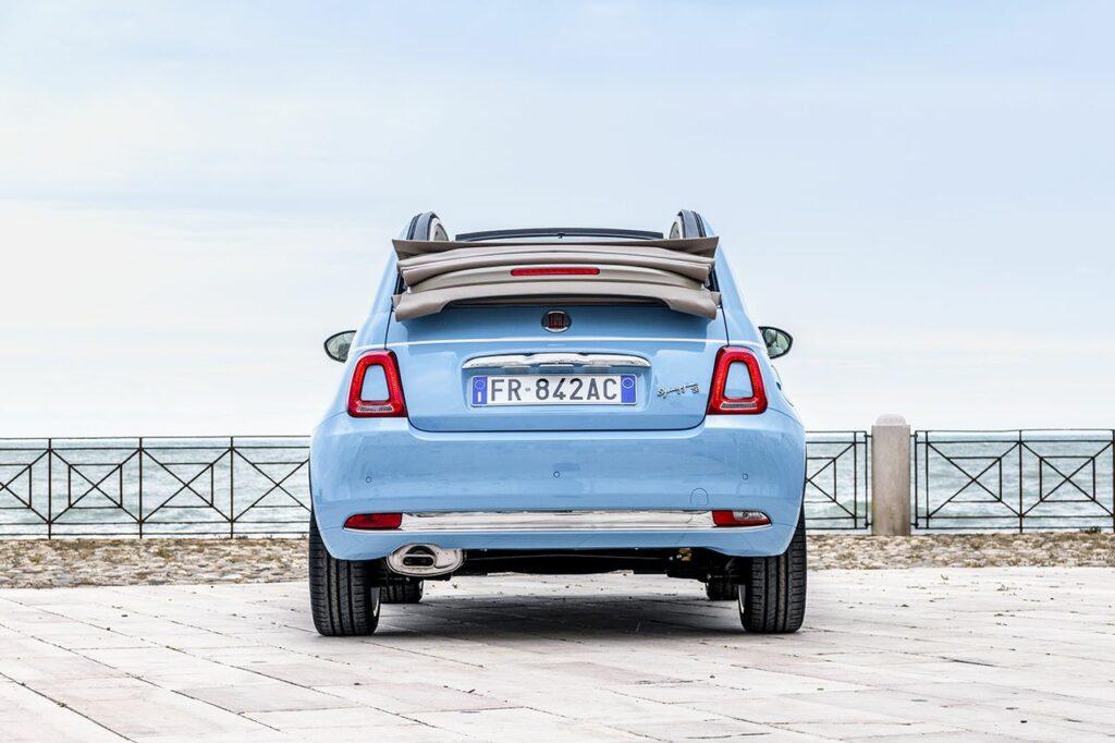 180704 Fiat 500 Spiaggina 58 04 1024x682 - Nueva edición especial Fiat 500 Spiaggina '58