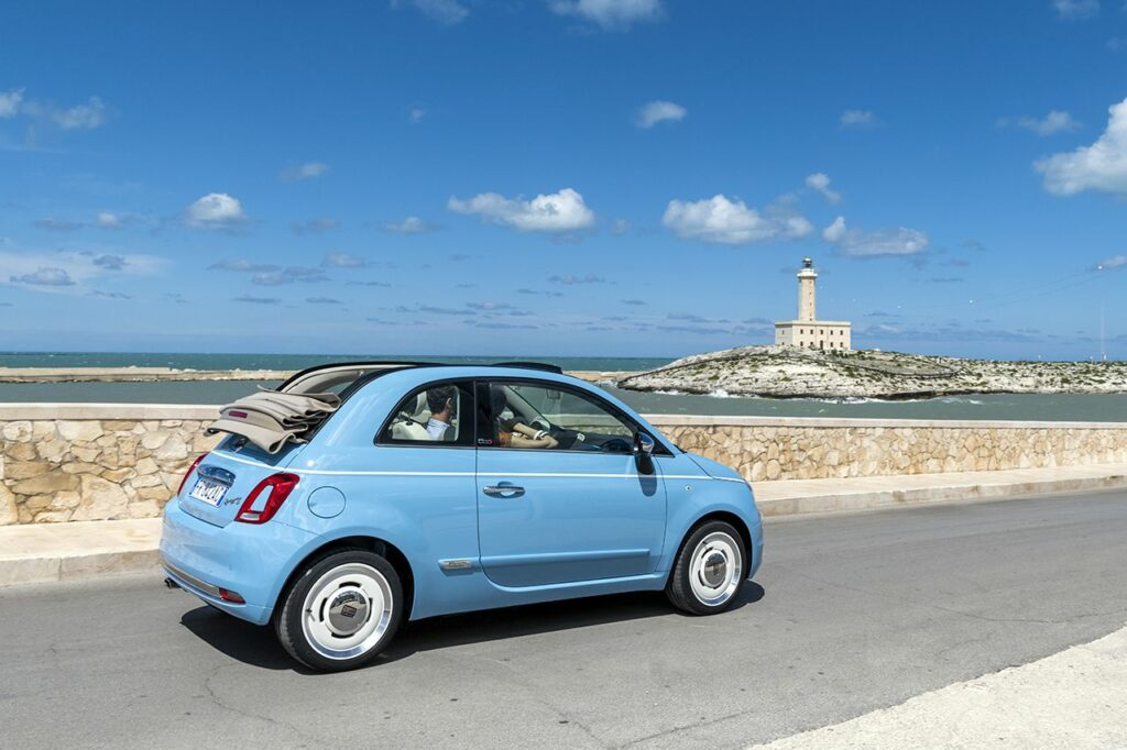 180704 Fiat 500 Spiaggina 58 07 1024x682 - Nueva edición especial Fiat 500 Spiaggina '58
