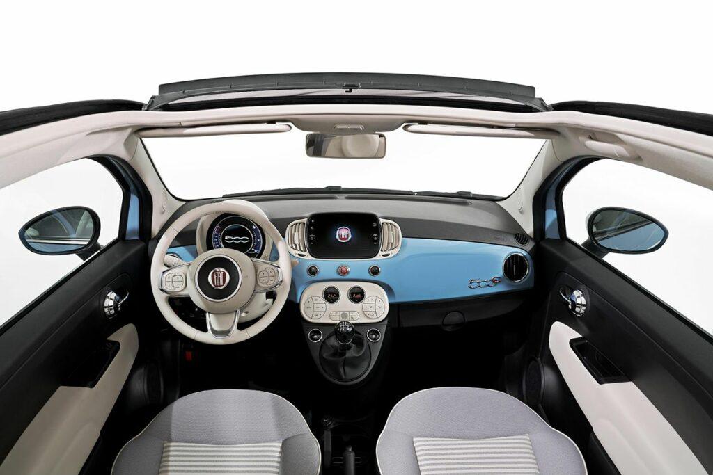 180704 Fiat 500 Spiaggina 58 11 1024x683 - Nueva edición especial Fiat 500 Spiaggina '58