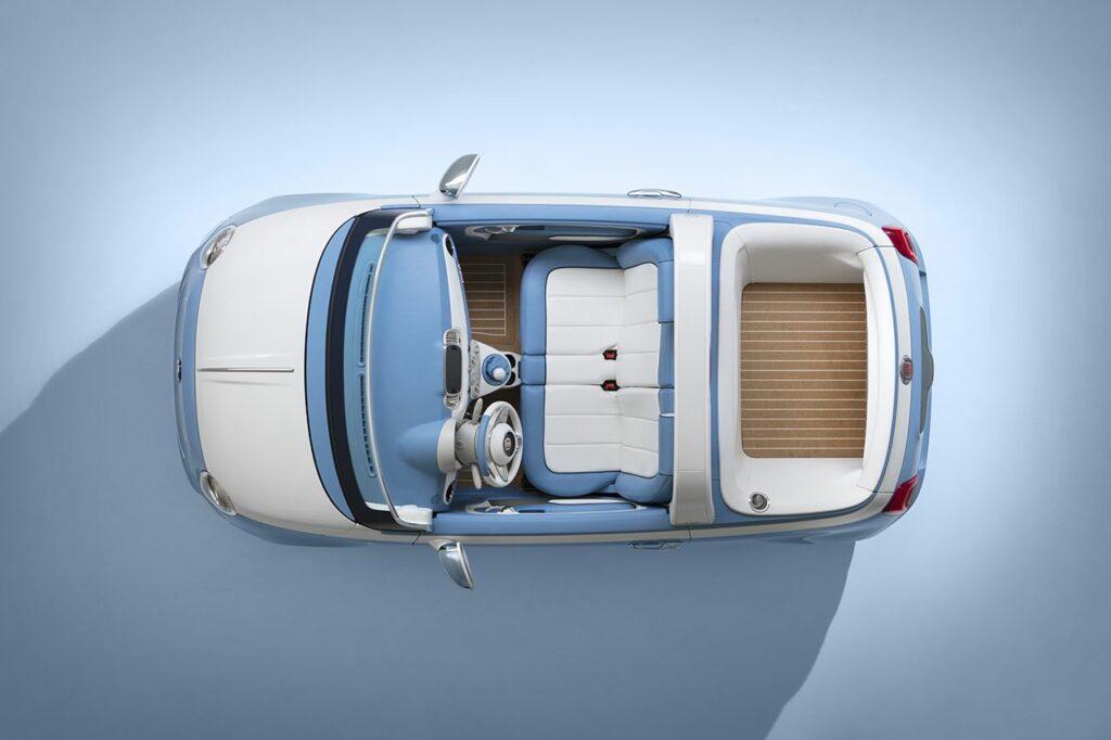180704 Fiat 500 Spiaggina 02 1024x682 - Nueva edición especial Fiat 500 Spiaggina '58