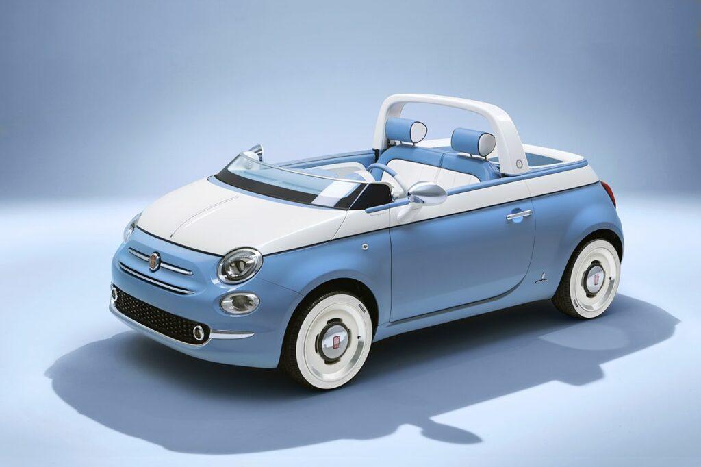 180704 Fiat 500 Spiaggina 03 1024x682 - Nueva edición especial Fiat 500 Spiaggina '58