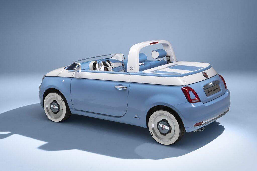 180704 Fiat 500 Spiaggina 04 1024x682 - Nueva edición especial Fiat 500 Spiaggina '58
