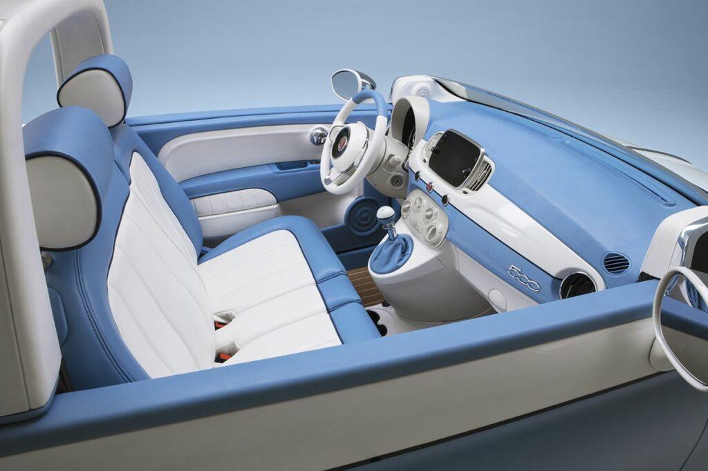 180704 Fiat 500 Spiaggina 05 1024x682 - Nueva edición especial Fiat 500 Spiaggina '58