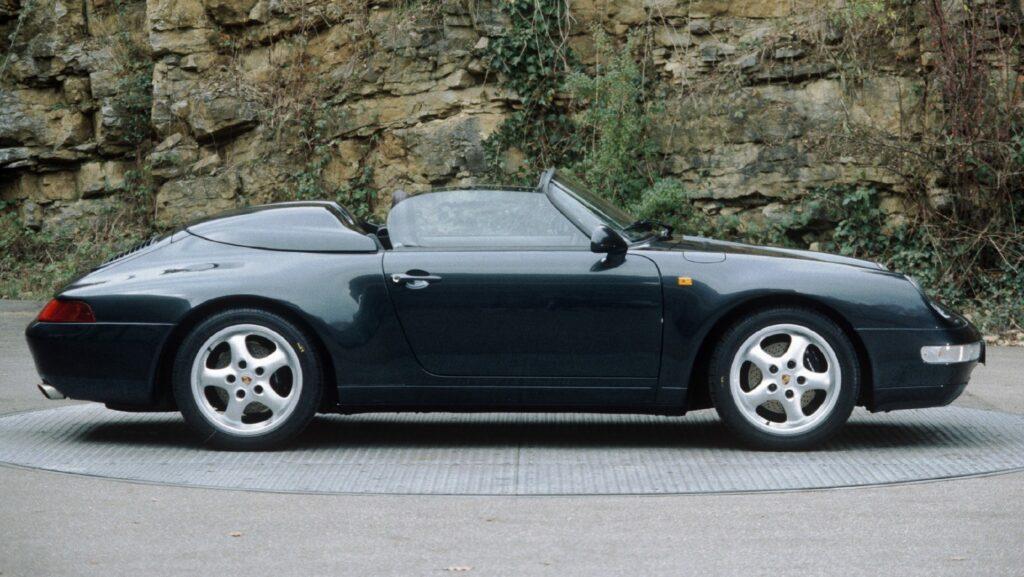 3D0527CD 31C4 4BE3 B4ED 96E85899B290 1024x577 - Porsche Speedster, una historia al aire libre