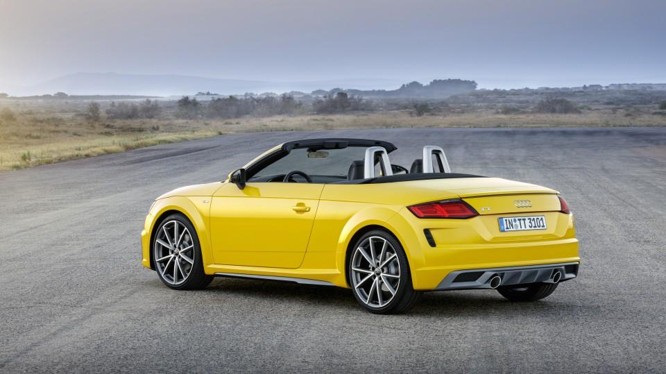 3FB3AA9B 7589 46D4 92C3 FB383FAB6160 - Audi actualiza el TT, más equipamiento y ligeros retoques