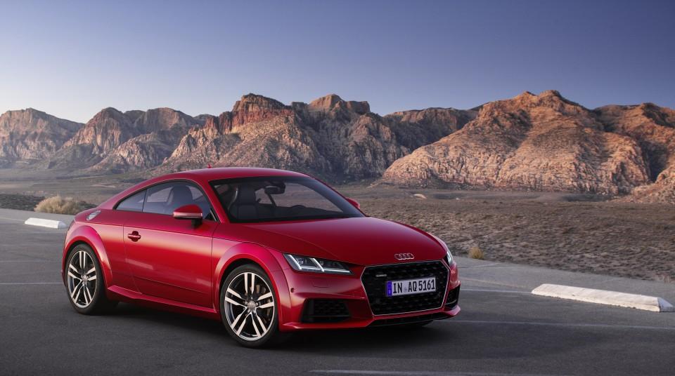 43F0E4D1 14C3 4238 A692 0811AFFFD50C - Audi actualiza el TT, más equipamiento y ligeros retoques