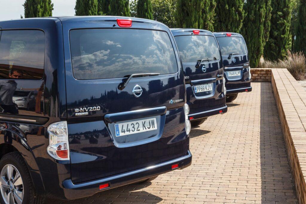 495858EB CBAB 4A94 BCD2 CFA196D0A7D0 1024x683 - Nissan presenta la nueva generación de e-NV200