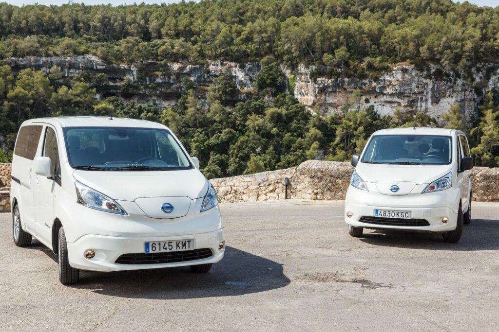 60E3BCA4 C97C 4BDF A563 86578E99DED7 1024x683 - Nissan presenta la nueva generación de e-NV200
