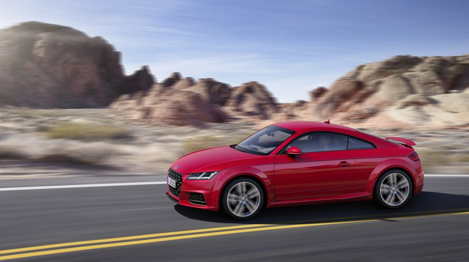 9553D39D BCDB 48C8 BDB9 C8D6AF649952 - Audi actualiza el TT, más equipamiento y ligeros retoques