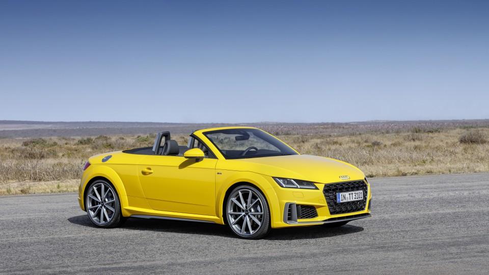EF0D032B 71FA 4E18 B2A3 BE7F5202FFFF - Audi actualiza el TT, más equipamiento y ligeros retoques