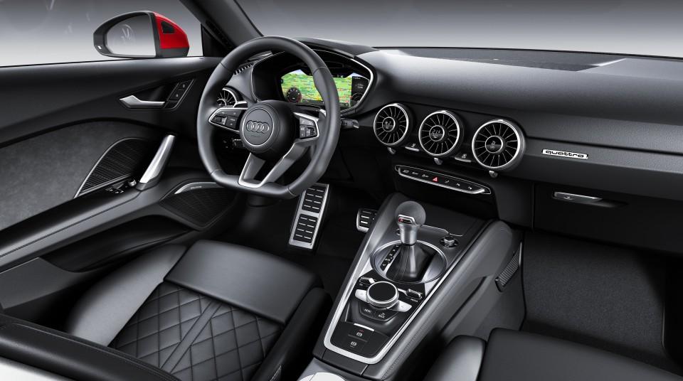 F4A82FCB 2466 491D ADB0 C95FAE0FE3E4 - Audi actualiza el TT, más equipamiento y ligeros retoques