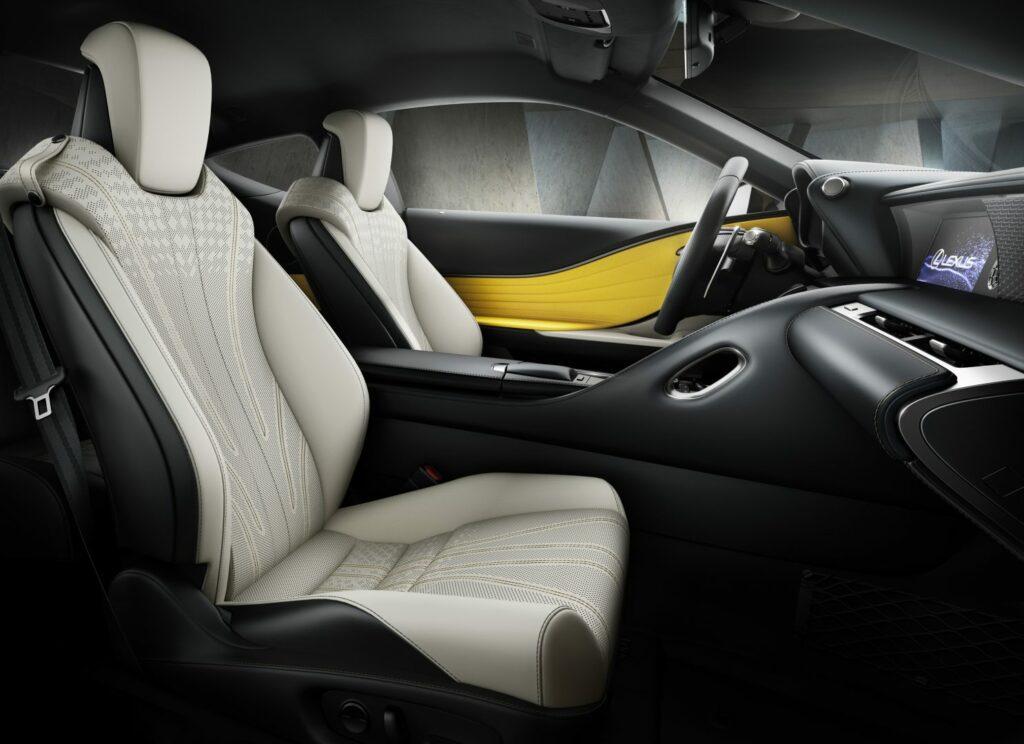00886919 5126 469B A0F9 B0921C6C7004 1024x744 - Nuevo Lexus LC 500h Yellow Edition