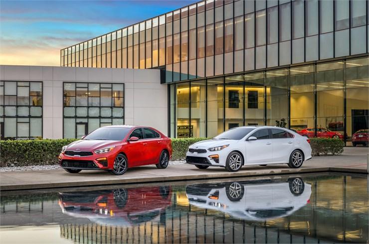 13420 2019 Forte - Kia y Hyundai afectados por un problema en el airbag en EE.UU