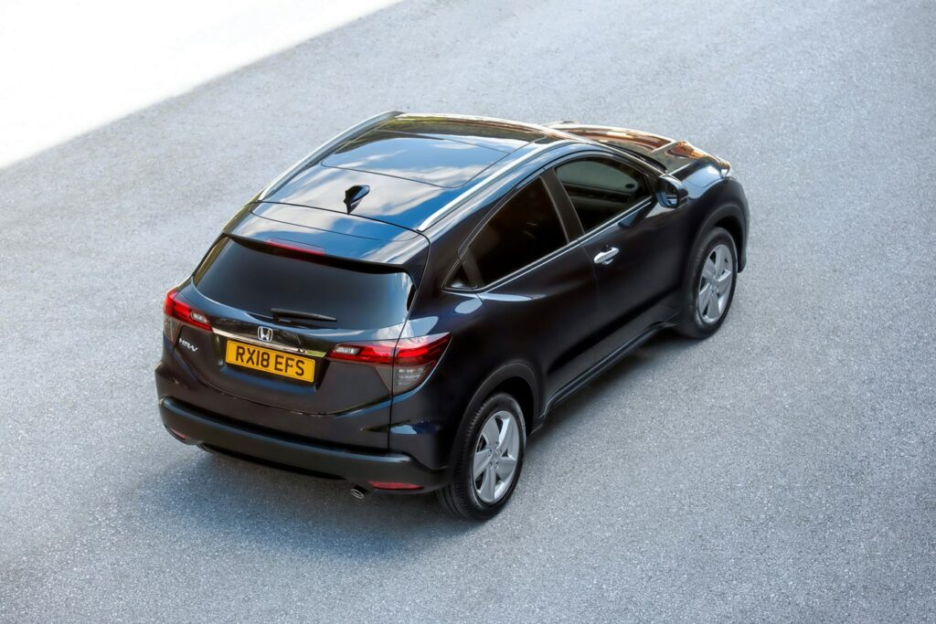 138973 Honda reveals most sophisticated HR V ever with refreshed styling and 1024x683 - Honda retoca el HR-V