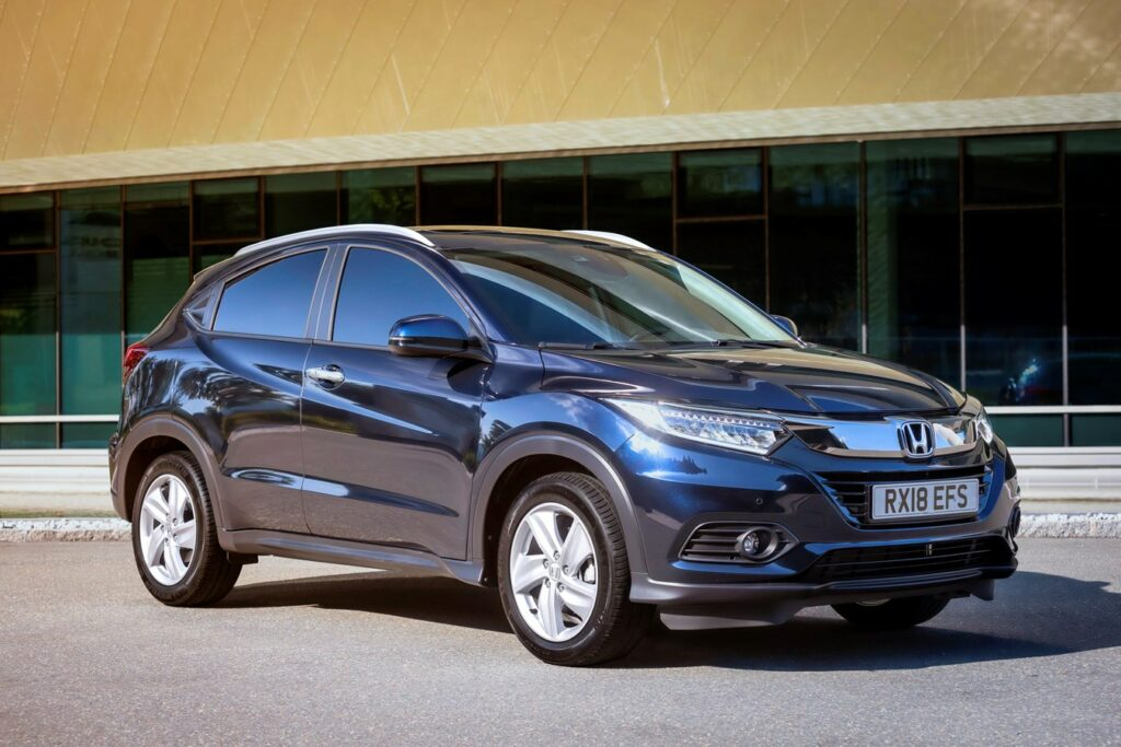 138979 Honda reveals most sophisticated HR V ever with refreshed styling and 1024x683 - Honda retoca el HR-V