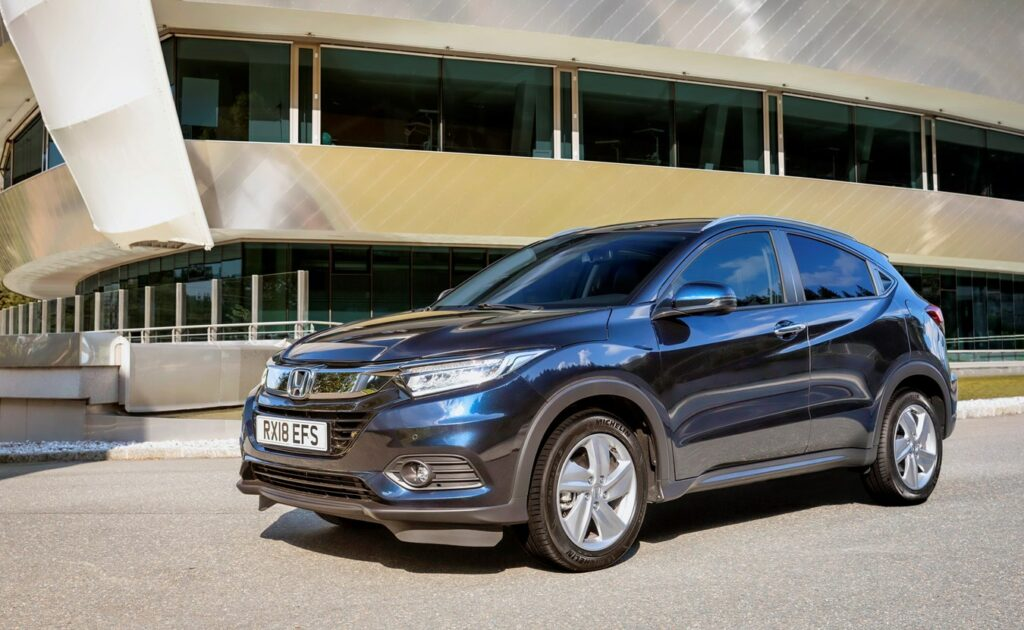 138980 Honda reveals most sophisticated HR V ever with refreshed styling and 1024x630 - Honda retoca el HR-V