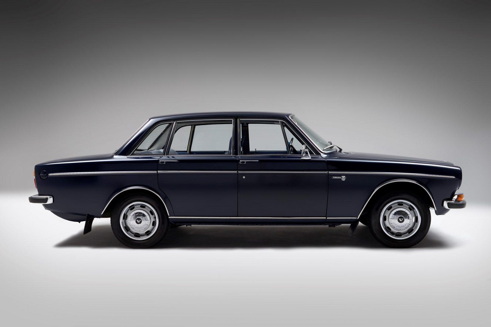 50 años del Volvo 164